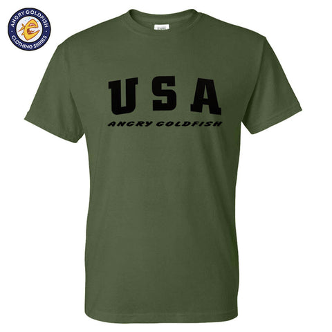 USA Design T Shirt