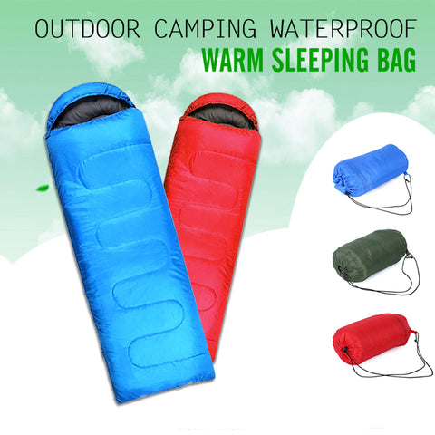 Multifuntional Outdoor Thermal Sleeping Bag