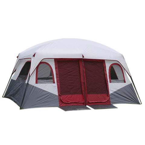 Large Waterproof Family Camping Tent