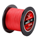Super Strong Japan Multifilament PE Braided Fishing Line