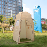 Outdoor Shower,  Fitting Room Tent