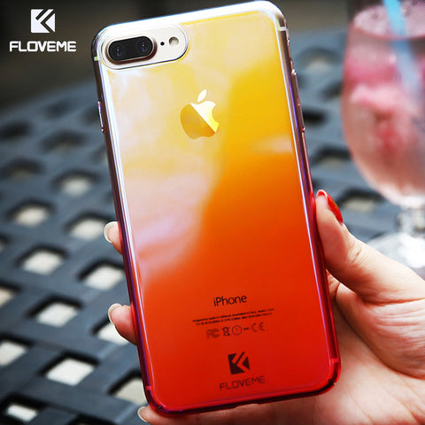 FLOVEME Changing Color  iPhone Case