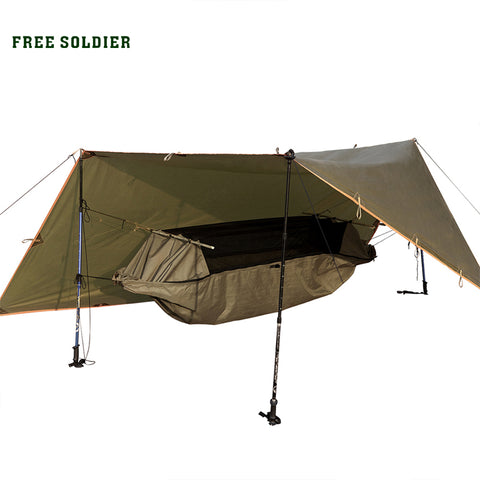 Portable Hammock Wear-Resisting Large Tent,