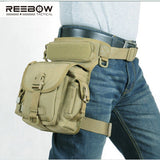 Outdoor Multifunctional Tactical Drop Leg Bag