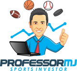 Professor MJ - sports investor logo