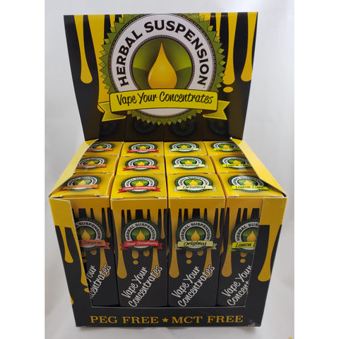 Herbal Suspension™ REFILL KIT Retail Display