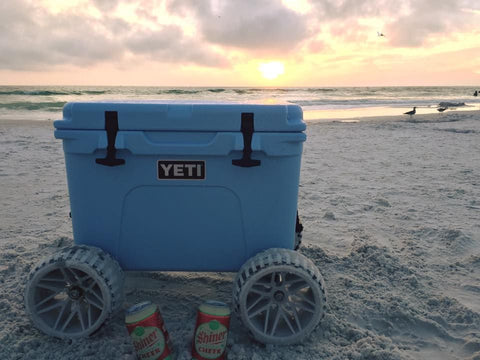 cooler for the beach