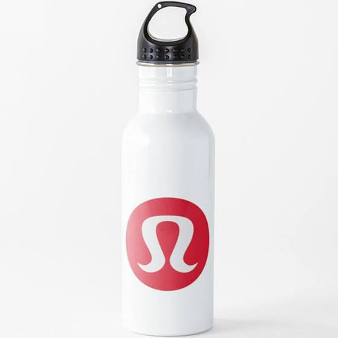 Lululemon- water bottle- tomato superstar