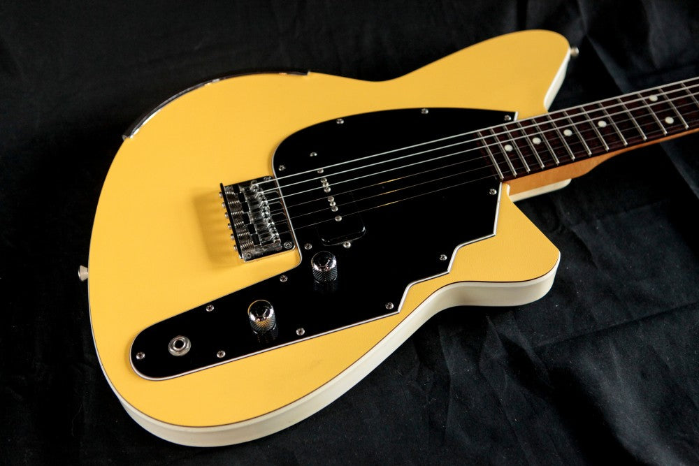 Reverend Slingshot Jr USA 2001 57 Yellow