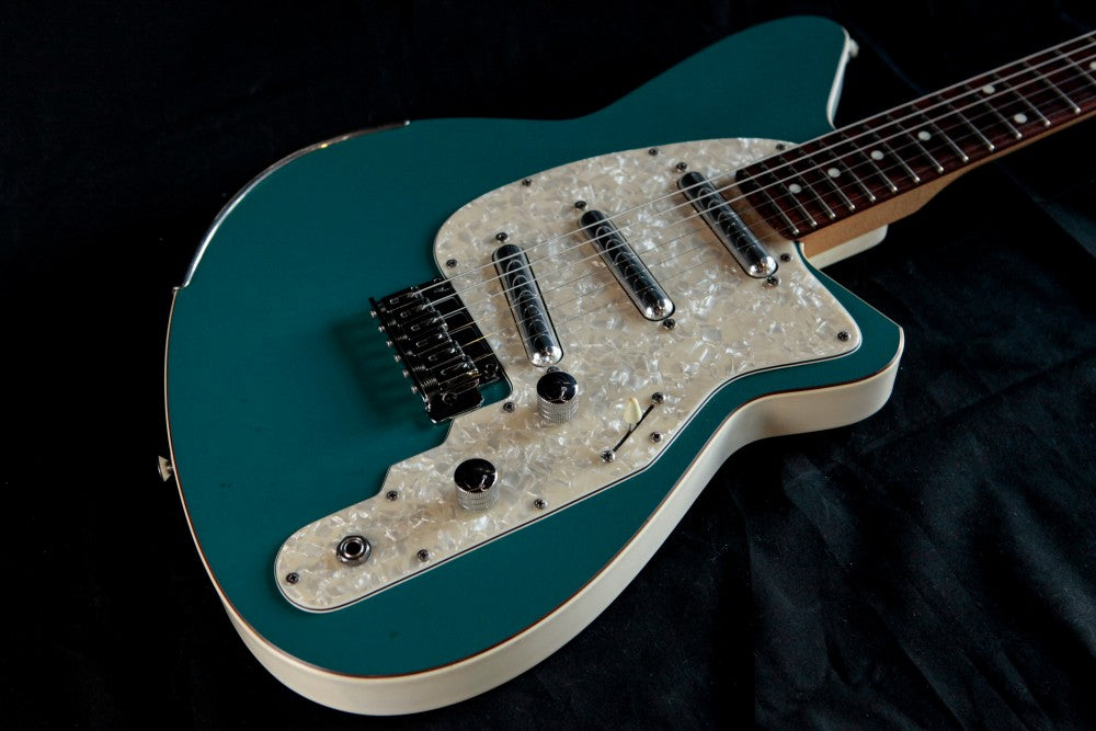 Reverend Spy USA 1997 Deep Sea Teal #00084