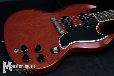Gibson SG Custom Shop Special Reissue - Used w/Hardshell Case