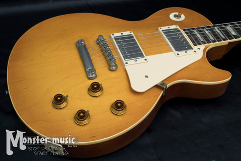 Burny Super Grade Les Paul RLG-50 Mid 80's - Used - MIJ w/Hardshell Case