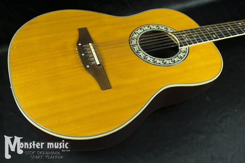 Ovation 1618 Glen Campbell Signature 12-String Acoustic Guitar