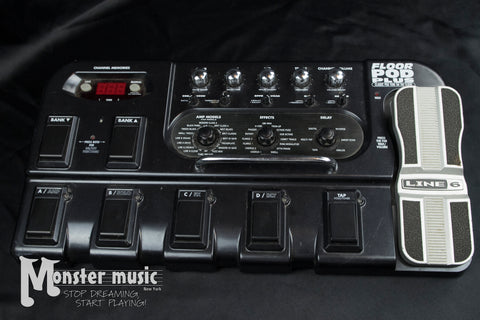 Line 6 Floor POD Plus - Used