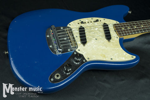 1972 Fender Mustang Electric Guitar - Used