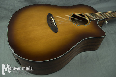 Breedlove Discovery Dreadnought CE Sunburst Acoustic Guitar