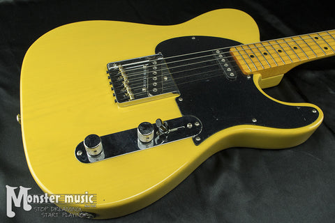 G&L USA ASAT Classic Semi-Hollow