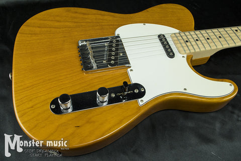 G&L USA ASAT Classic Honey Finish