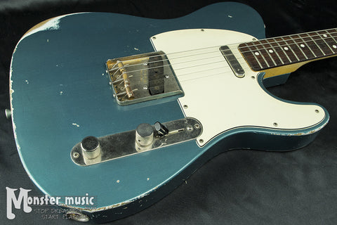 Bit Tex Single Cutaway Tele Relic