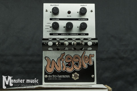 EHX Electro-Harmonix Wiggler Tube Vibrato/Tremolo (Original New/Old Stock)