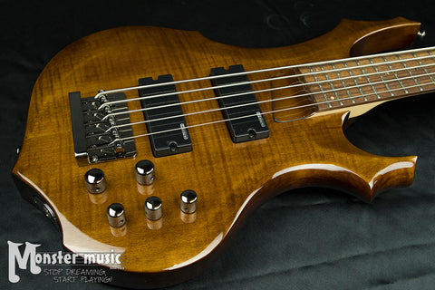 ESP LTD F-155DX Electric Bass