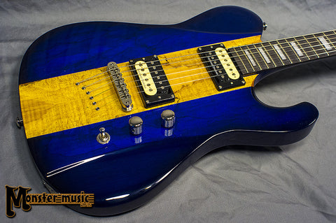 Diamond Maverick SM Trans Blue
