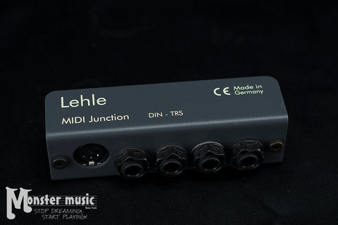 Lehle MIDI Junction (New-Old Stock/Original Box)