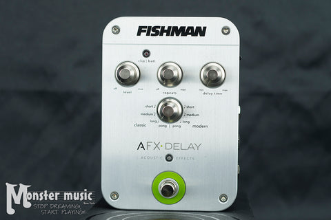 Fishman AFX Delay (New-Old Stock/Original Box)