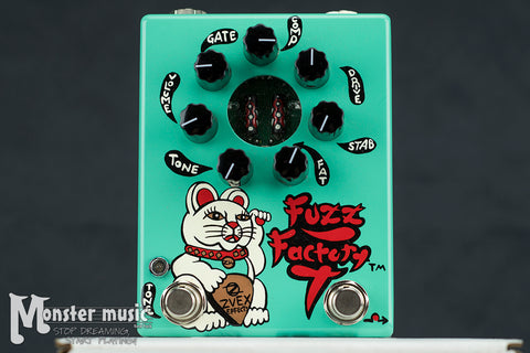 Zvex Fuzz Factory 7 (New-Old Stock/Original Box)