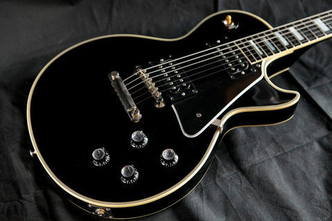 Gibson Custom Shop '74 Les Paul Custom VOS Ebony Used