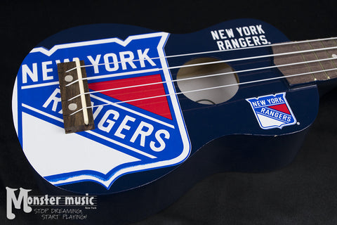 Woodrow New York Rangers Ukulele