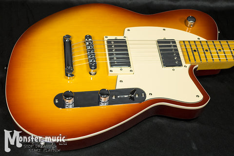 Reverend Charger HB Electric Guitar Faded Burst