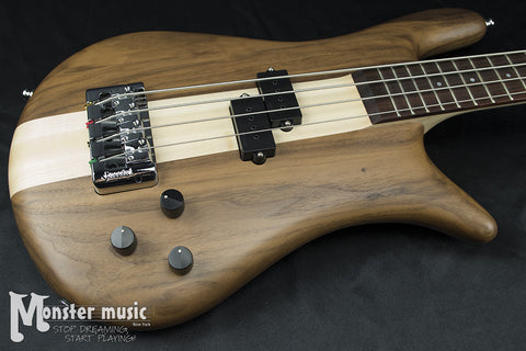Spector Euro4LE 1977 40th Anniversary 4 String Electric Bass