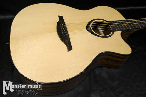 Lag Tramontane T500 ACE Acoustic Electric Guitar