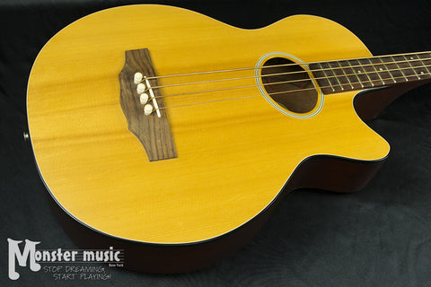 Guild B4CE-NT Acoustic Electric Bass 1990's - Used