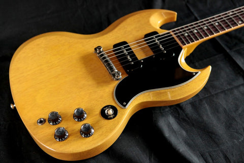 Gibson Custom Shop SG Special Reissue VOS 2002 TV Yellow - Used