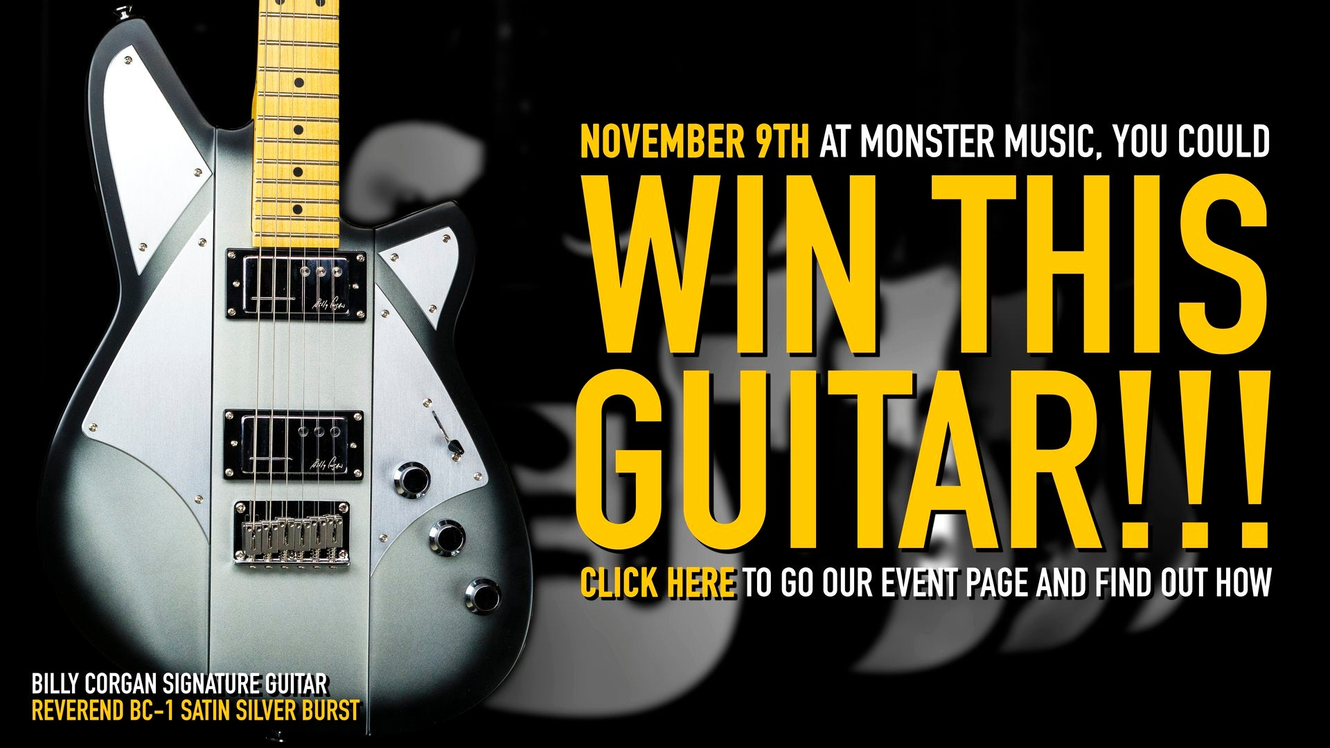 Our FREE Guitar Deal is Back!!!