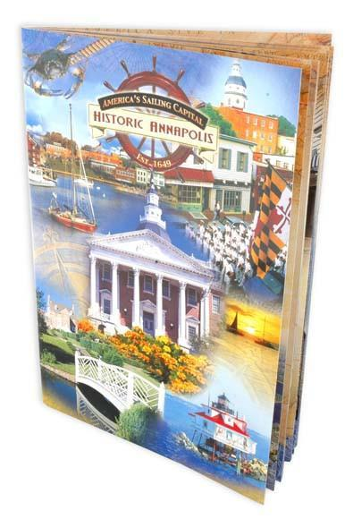 BKAM1 Picture Guide Book Annapolis USNA