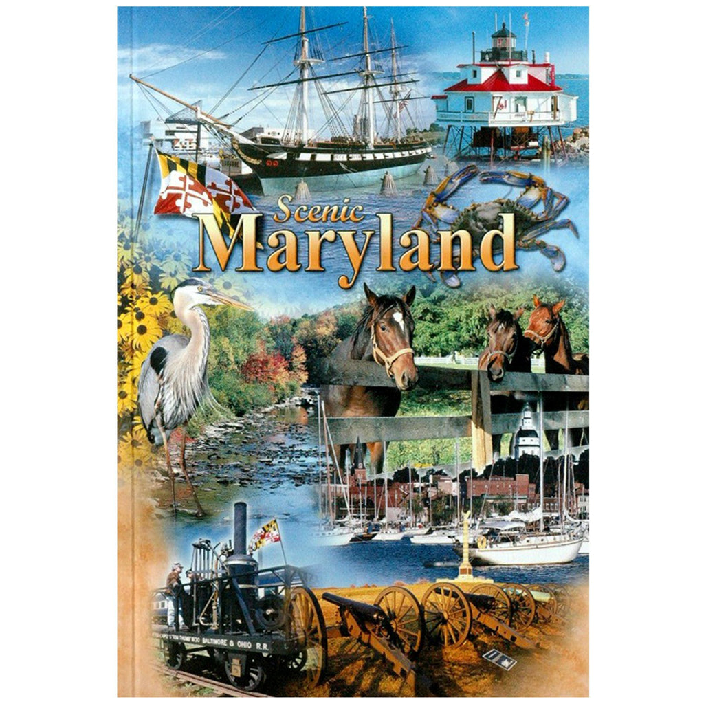 BKMD1 Picture Guide Book Maryland 48 Page