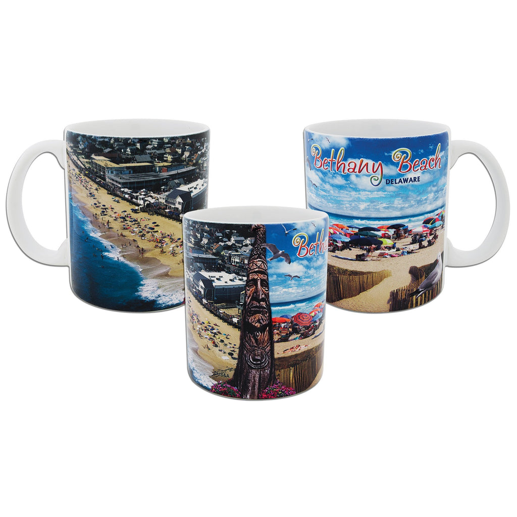 CMBE02 Coffee Mug Photo Wrap Bethany Beach