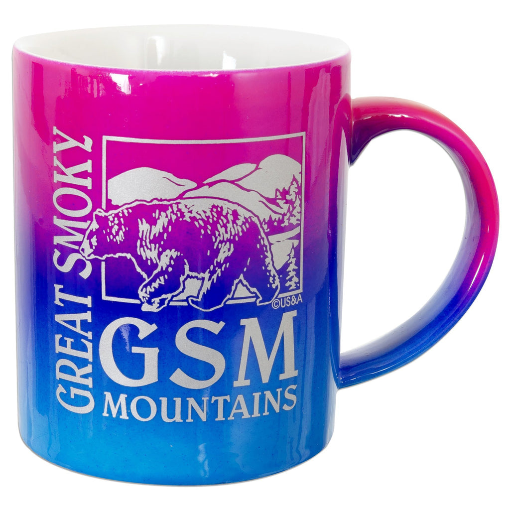 CMGS04 Coffee Mug Rainbow Great Smoky Mountains
