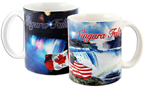 CMNF03 Coffee Mug Photo Wrap Niagara Falls