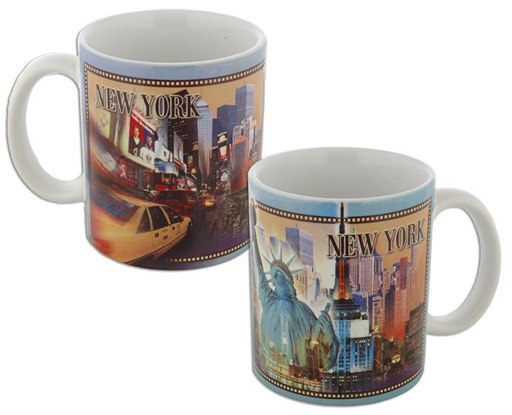 CMNY05 Coffee Mug Photo Wrap New York City