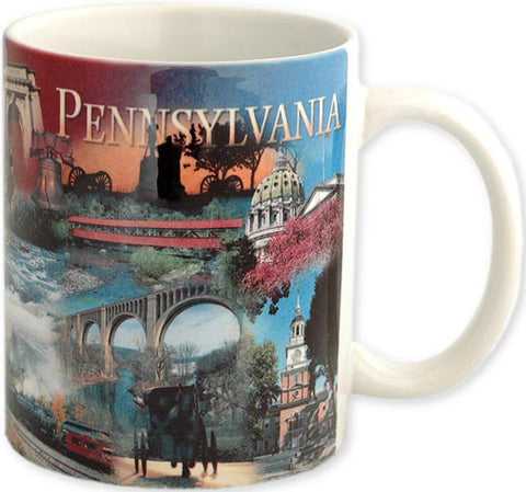 CMPA16 Coffee Mug Photo Wrap Pennsylvania