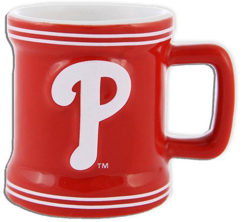 CMPP01 Mini Sculpted Mug Phillies