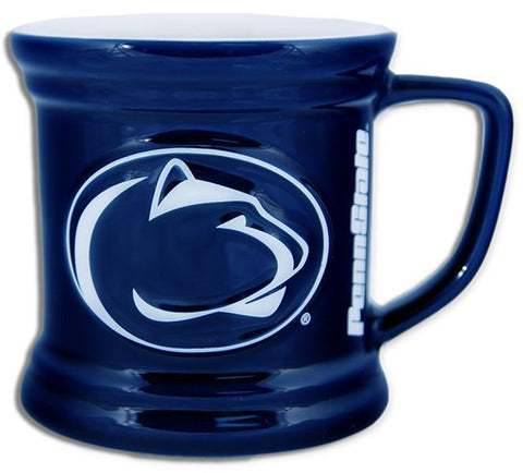 CMPS03 Coffee Mug Sculpted Raised 15 oz Penn State