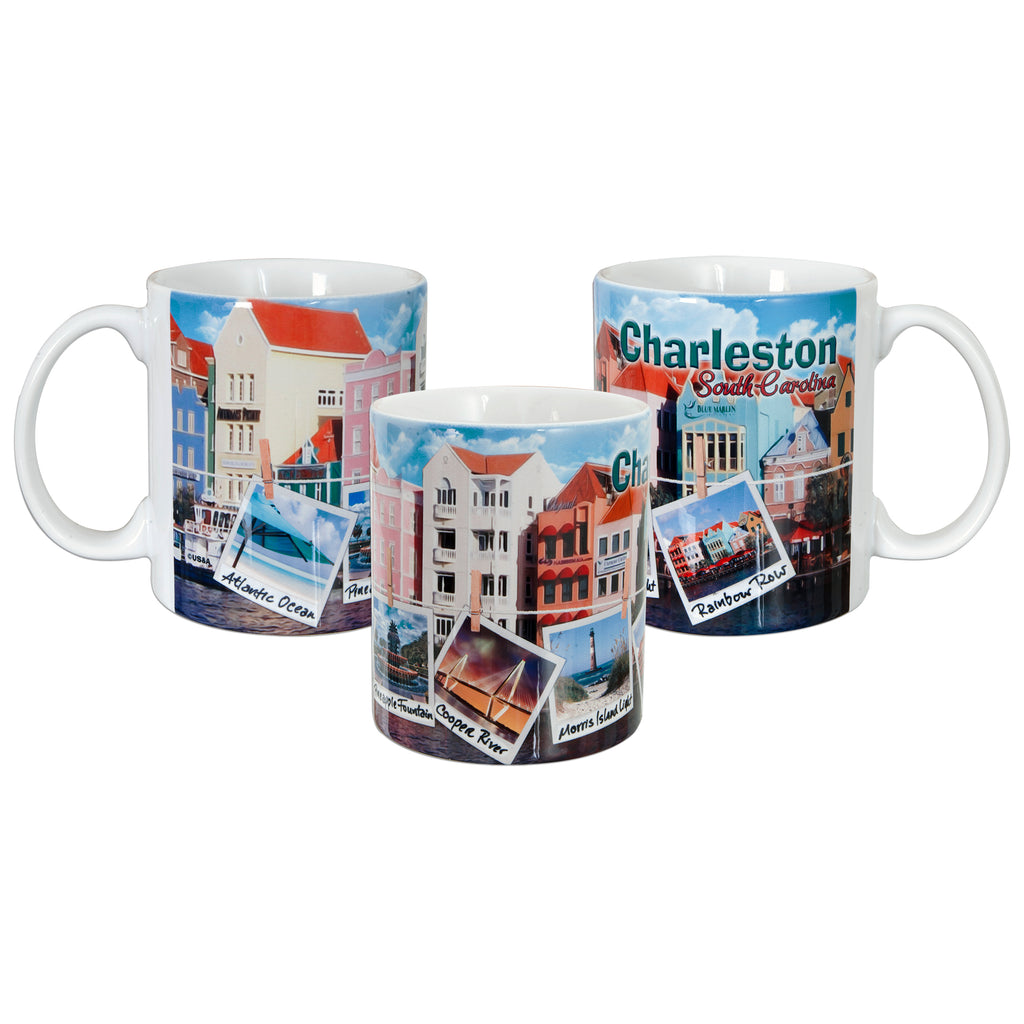 CMSC15 Photo Wrap Coffee Mug - Charleston, SC