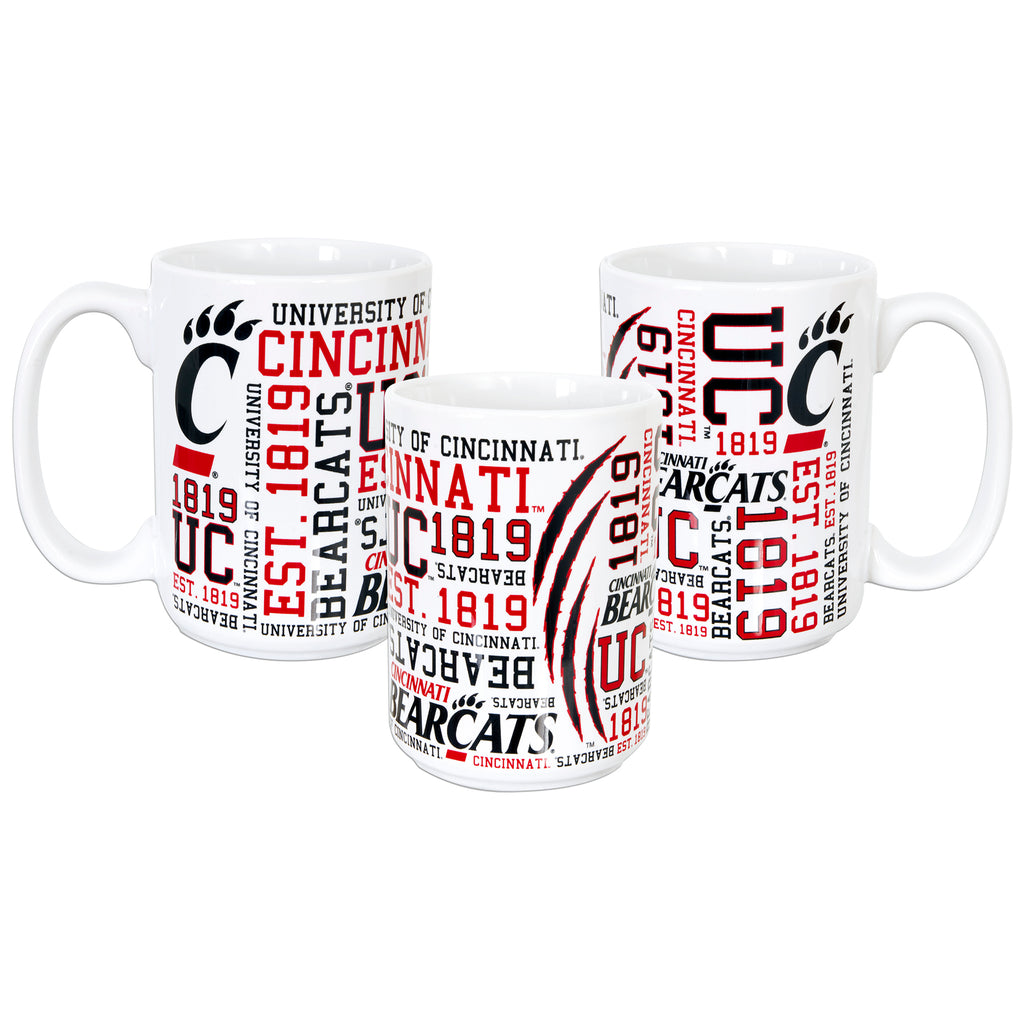 CMUC01 15 oz. Coffee Mug  - University of Cincinnati Spirit