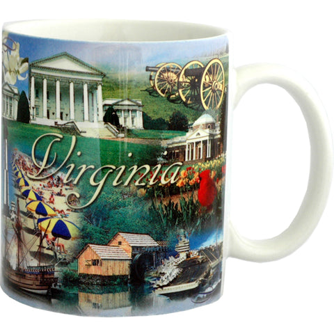 CMVA20 Coffee Mug Photo Wrap Virginia