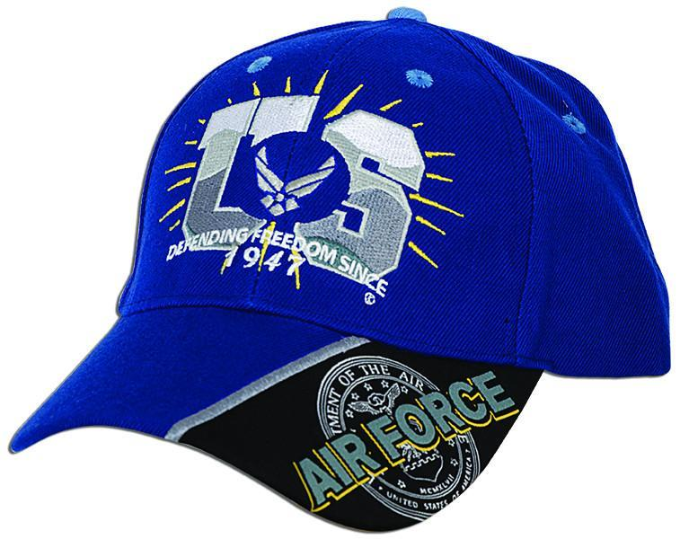 CPAF01 Cap US Air Force Freedom SMF2AF